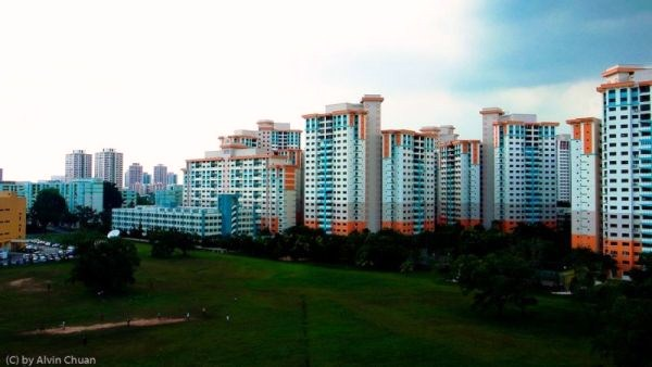 "Smaller HDB flats: 10 years on……""Think small and put the buzz into ..."